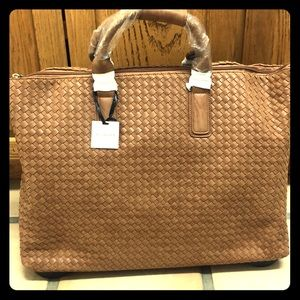 NWT Rolling Luggage Tote